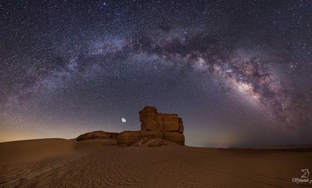 Et Photography Milky Way Egypt Today