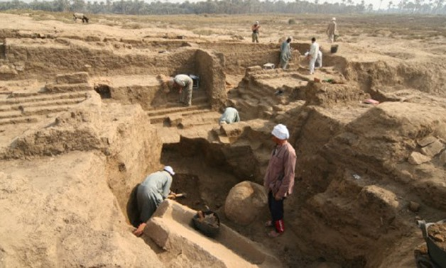 Archaeological excavation - File Photo