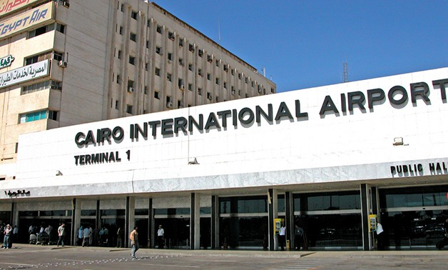 Cairo International Airport -  Dennis Jarvis/Wikimedia Commons