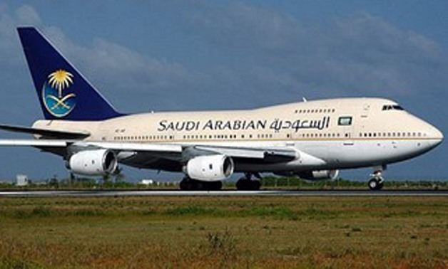 photo of Saudi Arabian Aircraft photo file