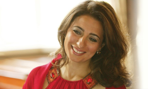 Amira Fouad, Egyptian pianist and director of the Festival of the Nile