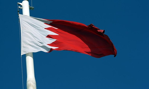 Bahrain's flag - wikimedia commons_Allan Donque