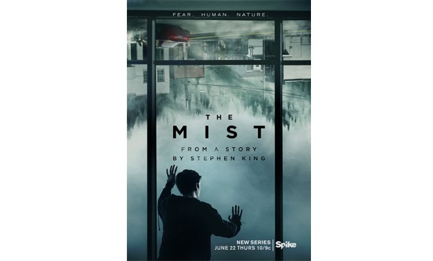 The Mist TV series poster via IMDB
