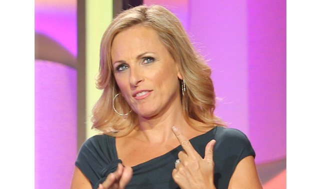 marlee matlin deaf actress cultural Switched at birth may be ending, but actress marlee matlin says representation of deaf people on television is just beginning.