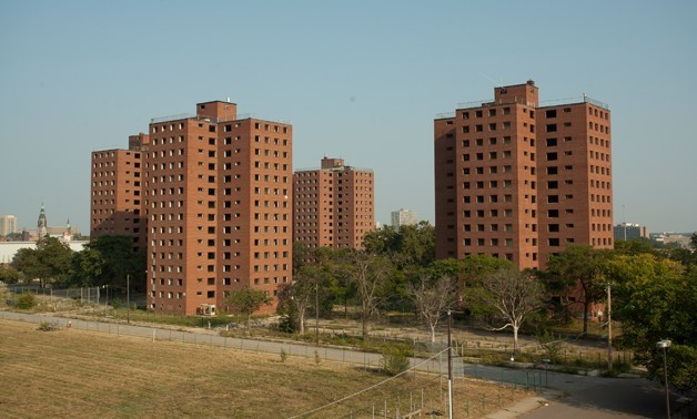 Housing Project - via Wikimedia Commons