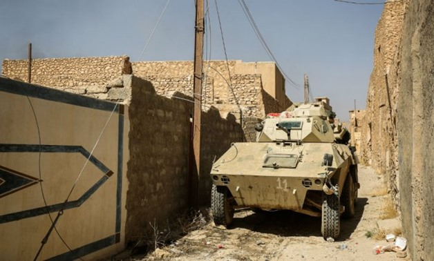 Iraqi forces take 70 percent of Tal Afar from IS group- AFP