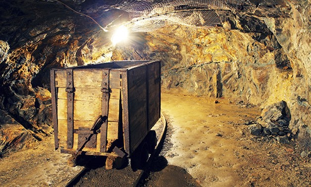 Quake hits South African gold mine 1 killed, 4 missing - File photo