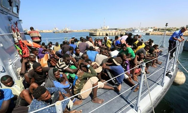 Nearly 1.5 million people have arrived in Europe since 2015, according to the International Organization for Migration