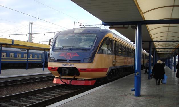 Electric Train - Pixabay