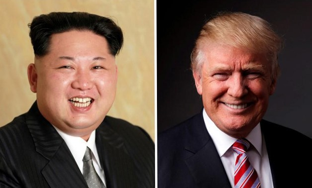 North Korean leader, Kim Jong and the U.S. president Donald Trump – Photo credit Reuters
