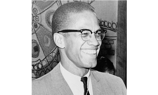 Malcolm X by Ed Ford. Courtesy: Creative Commons via Wikimedia