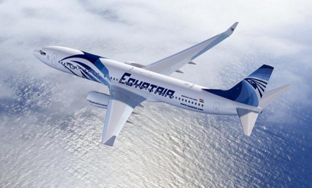 FILE – EgyptAir plane