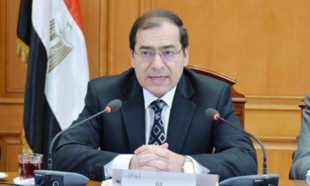 Minister of Petroleum and Mineral Wealth Tarek El-Molla -REUTERS