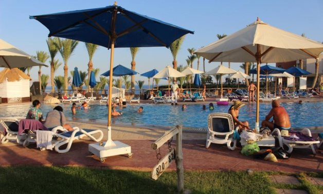 Tourists end week-long vacation in Egypt with zero COVID-19 infection, Tourism Min