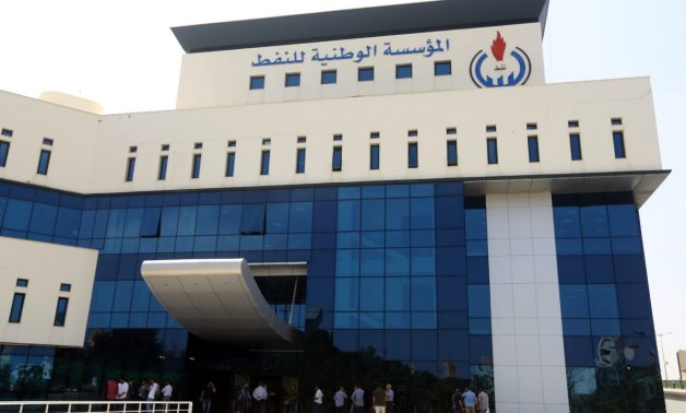 FILE: The Libyan National Oil Corporation (NOC)