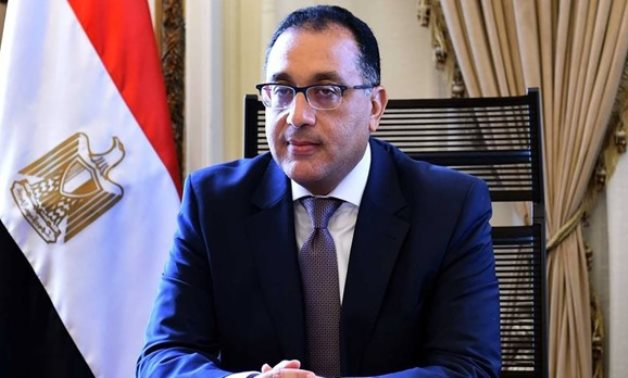 Egyptian Prime Minister Moustafa Madbouli- press photo