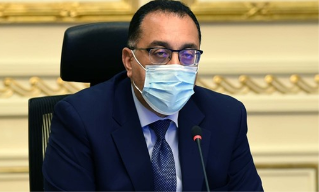 Egyptian Prime Minister Moustafa Madbouli- press photo