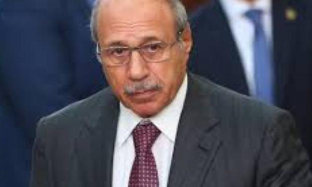 FILE – Former Minister of Interior Habib al-Adly