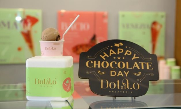 Dolato Gelateria celebrates World Chocolate Day, International Gelato Day in Egypt
