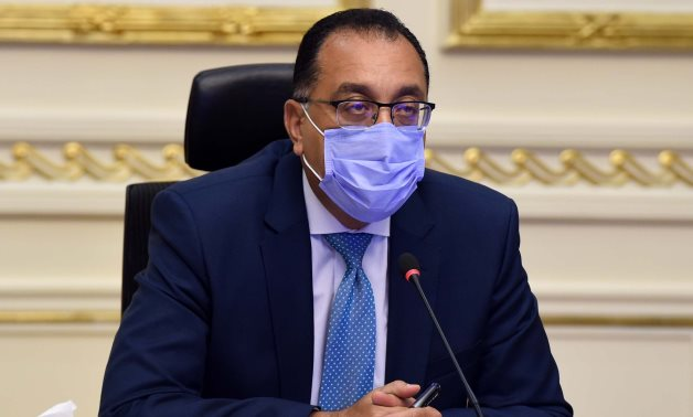 In a press conference held only a day before Eid, Madbouli said indications show improvement in the Egyptian economy despite the coronavirus circumstances - Press photo