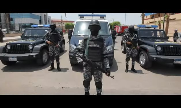 The Interior Ministry has deployed police forces intensively nationwide, to secure the celebrations of Muslim's four-day Eid Al-Adha - Screenshot/Interior Ministry