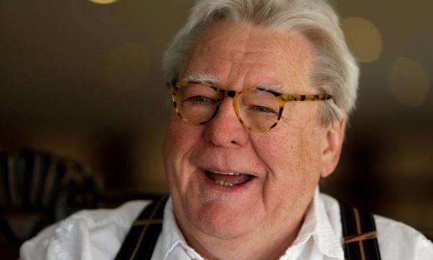 FILE PHOTO: British film director Sir Alan Parker, REUTERS/Darrin Zammit Lupi.