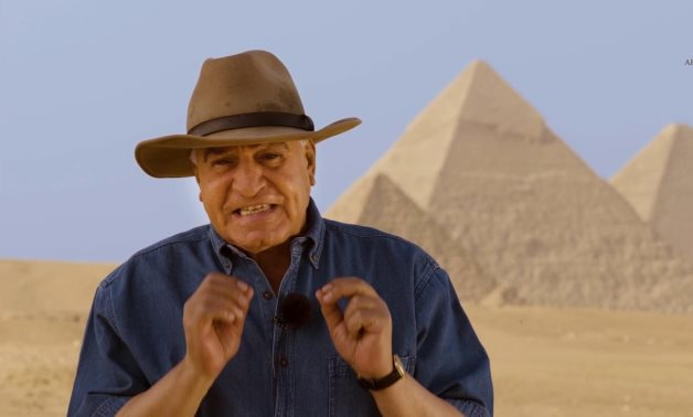 File : Zahi Hawass.