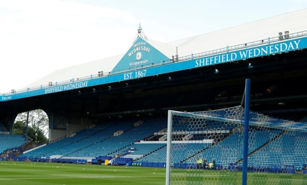 General view inside Hillsborough stadium, Reuters
