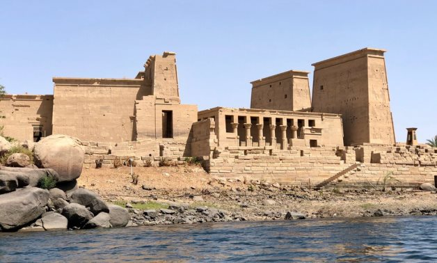 Philae Temple in Aswan - ET