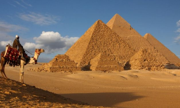 The Great Pyramids of Giza - Interesting Engineering