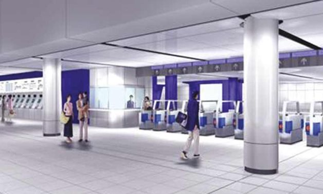 Suggested design of Cairo fourth line metro stations - The National Agency for Tunnels (NAT)