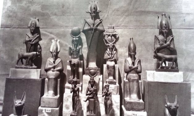 Some of the magnificent ancient Egyptian antiquities housed in the Antiquities Museum in Bulaq for 160 years – Twitter