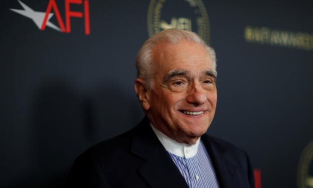 FILE PHOTO: Director Martin Scorsese attends the AFI 2019 Awards luncheon in Los Angeles, California, U.S., January 3, 2020. REUTERS/Mario Anzuoni