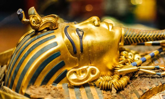 Tutankhamun, The Golden King - ET