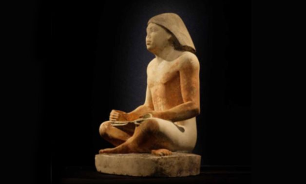 """One of the artifacts to be displayed in the """"Kings of the Sun"""" exhibition in Prague - Photo via Egypt's Min. of Tourism & Antiquities"""