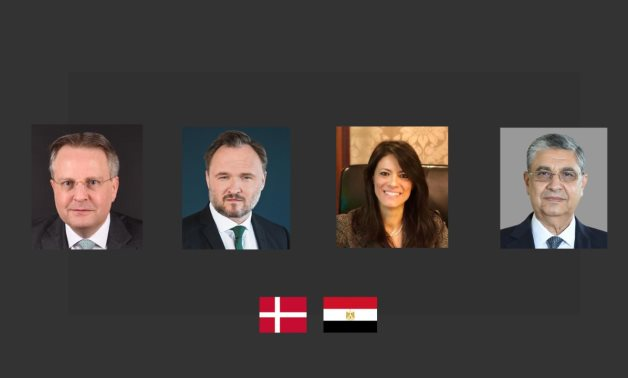 Egypt, Denmark sign agreement to invest in renewable energy - Press photo