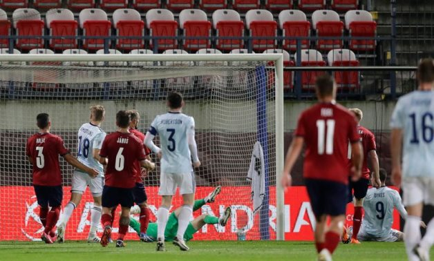 COVID-19 confusion hits Scotland, Croatia tie — UEFA NATIONS LEAGUE