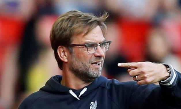 Liverpool manager Jurgen Klopp, Reuters