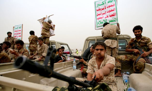 The Houthi movement