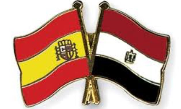 Spanish [L] & Egyptian flags - Wikipedia