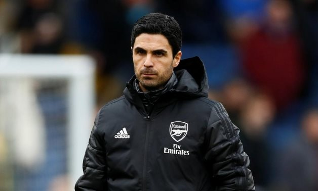 Arsenal a long way from being title contender — Arteta