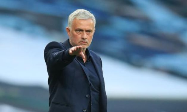 Tottenham boss Mourinho: I want Ndombele here; his attitude is better