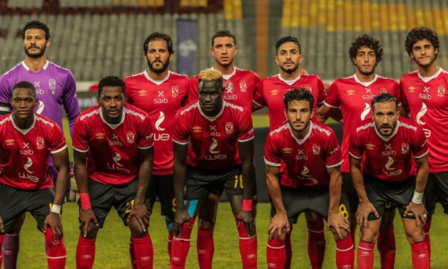 Al Ahly players, Al Ahly Twitter account