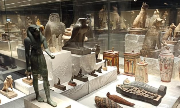 photo via Egypt's Min. of Tourism & Antiquities