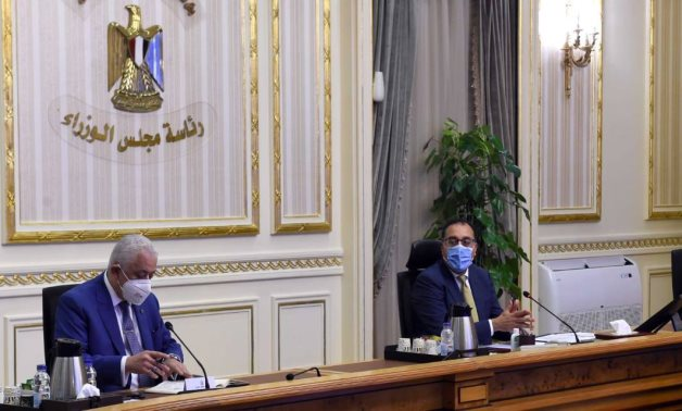 Egypt's Prime Minister Mostafa Madbouli on Sunday chaired a meeting to discuss steps taken to transfer the tablet manufacturing technology to Egypt