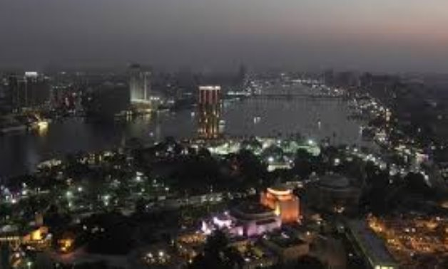 FILE PHOTO: A view of the city skyline and River Nile from Cairo tower building in the capital of Cairo, Egypt December 5, 2019. REUTERS/Amr Abdallah Dalsh