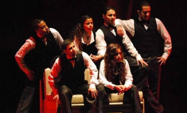 Egypt's Modern Dance Troupe - ET