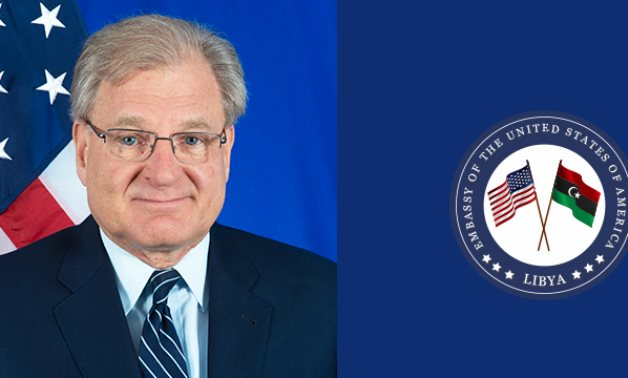 U.S. Ambassador to Libya Richard B. Norland- the photo courtesy of the US embassy in Libya.