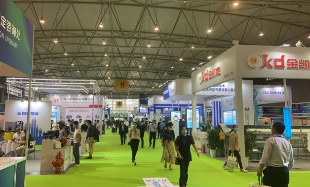 18,652 admissions at the Chengdu International Environmental Protection Expo, First western China live expo under banner of Circular Economy