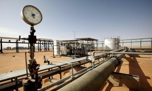 FILE PHOTO: A general view of the El Sharara oilfield, Libya December 3, 2014. REUTERS/Ismail Zitouny